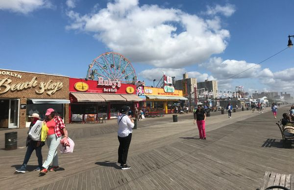 My Trip to New York: Part 2 - Coney Island